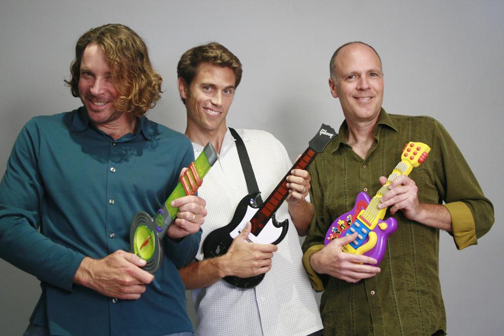 Dan Klitsner, Brian Clemens, Gary Levenberg